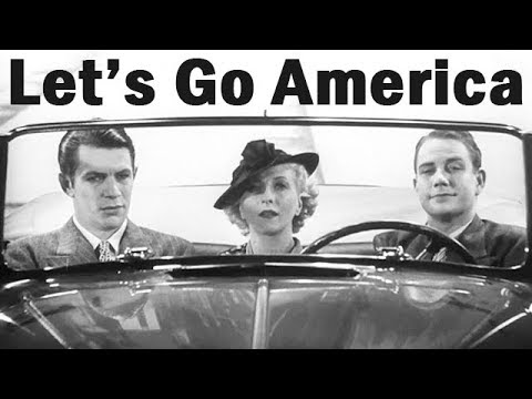 America During the Great Depression: Let's Go America | Educational Film | 1936
