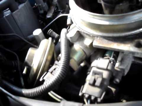 93 Chevy Silverado Wiring Diagram Egr Valve Testing Youtube