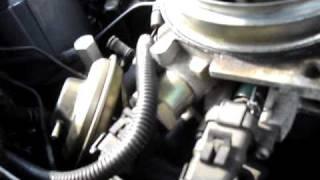 egr valve testing