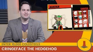 CheckPoint 283 - Cringeface the Hedgehog