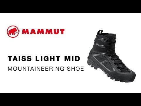 Mammut Taiss Light Mid GTX Mountaineering Shoe
