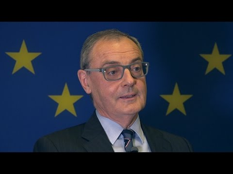 EU's O'Sullivan on Future of US Relations, Upcoming Elections, Russia & Security