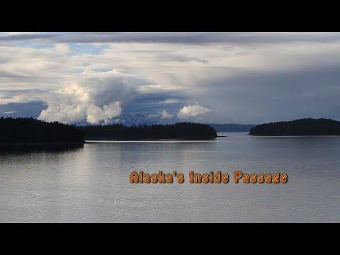 Alaska Inside Passage, Celebrity Millennium Cruise, June 2014, Linda Collison. HD