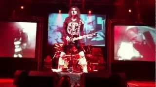 W.A.S.P. The Invisible Boy - Qpoolen Hässleholm 10-10-2012