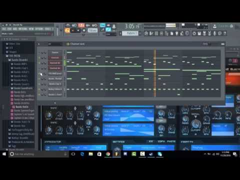 Murda X Black Youngsta Tutorial - (Instructed By. Johnny Cage Banger) |FL STUDIO TUTORIAL|