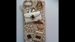 DIY - DECORACION DE PHONE CASE