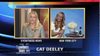 "Lynda Halligan Interviews ""So You Think You Can Dance"" Host Cat Deeley"