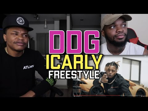 """DDG – iCarly """"Freestyle"""" (Official Video)  – REACTION"""