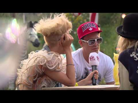 NERVO interview Like Mike & Dimitri Vegas at Tomorrowland 2012