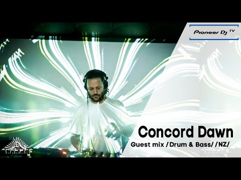 • CONCORD DAWN /NZ/ (Drum and Bass) ► Guest Mix @ Pioneer DJ TV