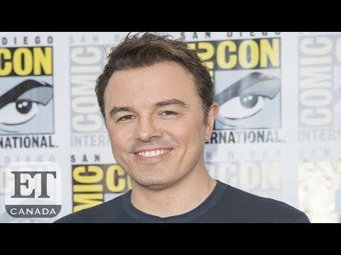 Seth MacFarlane Talks 'Star Trek' Spoof 'The Orville' At Comic-Con