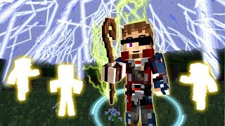 "Minecraft FAIRY TAIL ORIGINS #3 ""BOSS FIGHTS!"" (Modded Minecraft Roleplay)"