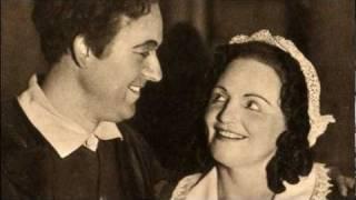Helena Rott und Kurt Böhme im Neujahrskonzert 1948