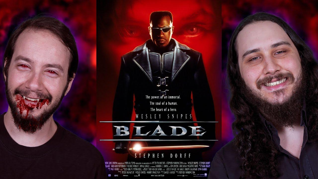 Blade (Spoilers!) – Σινε-Συμπόσιο