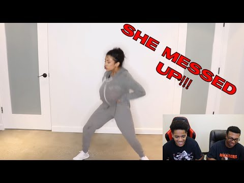 Thumbnail: Liza Koshy | I MESSED UP... | REACTION