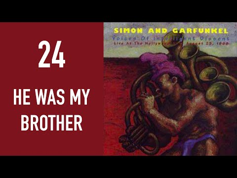 He was my brother - Live in Hollywood 1968 (Simon & Garfunkel) mp3