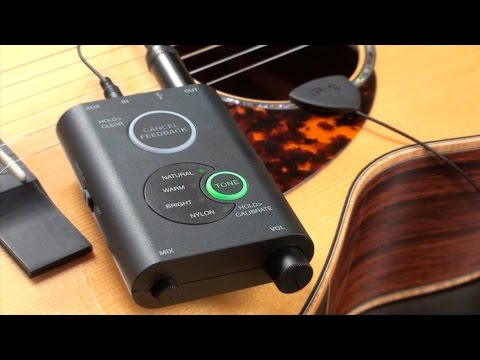 iRig Acoustic Stage - Overview