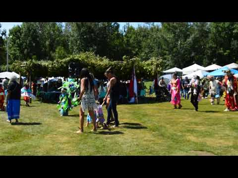 Saugeen First Nation Pow Wow August 13 2017