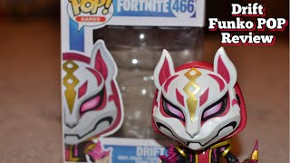 Unboxing: The Drift Funko POP Review