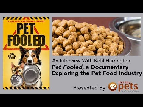 Dr. Becker and Kohl Harrington on Pet Food Industry