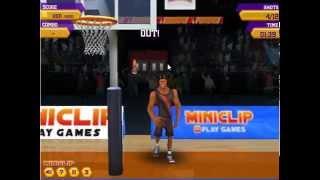 Basketball Jam Shots Part 1
