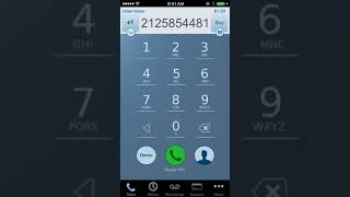 How to record your phone calls with the Call Recorder - IntCall app Video