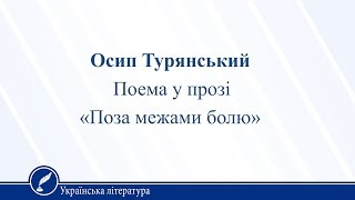 Урок 27. Українська література 11 клас