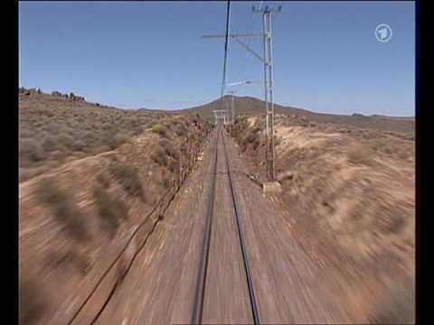 Railways. South Africa. Matjiesfontein to Cape Town