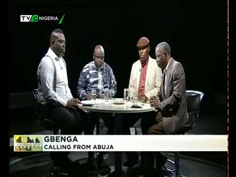 "Journalists' Hangout 23rd April 2018 | Army launches ""Operation Last Hold"" in Borno"