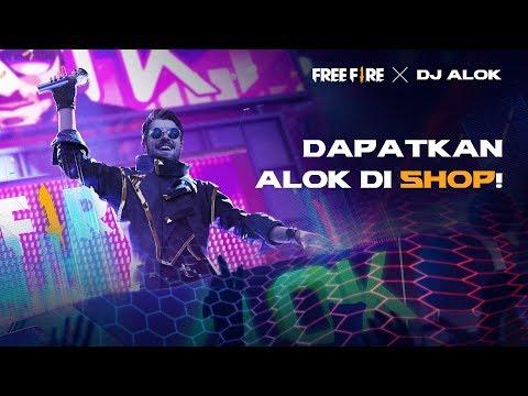 DJ Alok X Free Fire