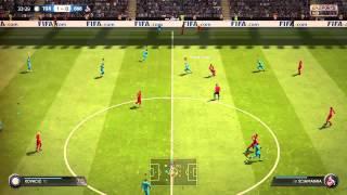 Fifa 15 - Pro Clubs Tiki Taka & Teamwork Goals Compilation!
