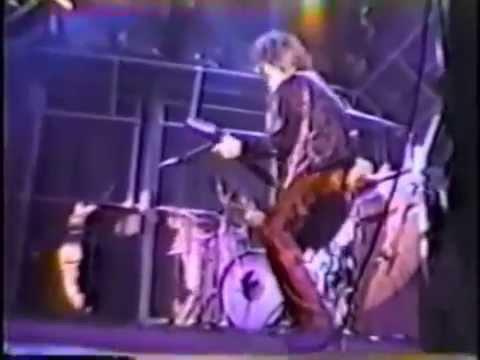 The Street Sliders / Cover Day1987 4/3 芝浦インクスティック「Slippin' And Slidin'」
