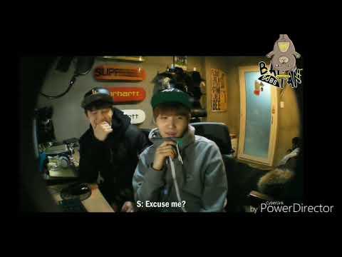 [Озвучка Кимчи] BTS Влог Шуги и Чимина  19.11.2013