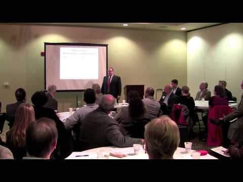 Raleigh Chamber of Commerce talk on Social Networking - Martin Brossman