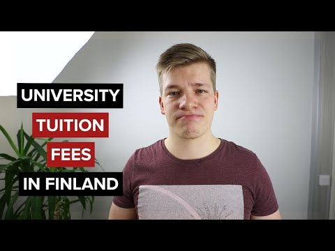 Tuition fees in Finland explained