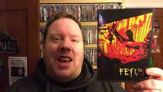 End of the Month horror DVD's and Blurays haul for January 2019
