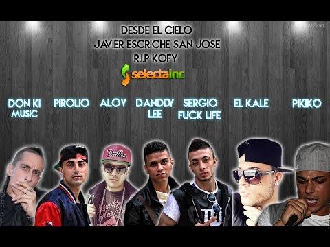 DESDE EL CIELO - Galvan Real Ft. Aloy, Danddy Lee, Pirolio, Pikiko, Donki Music, Junior K