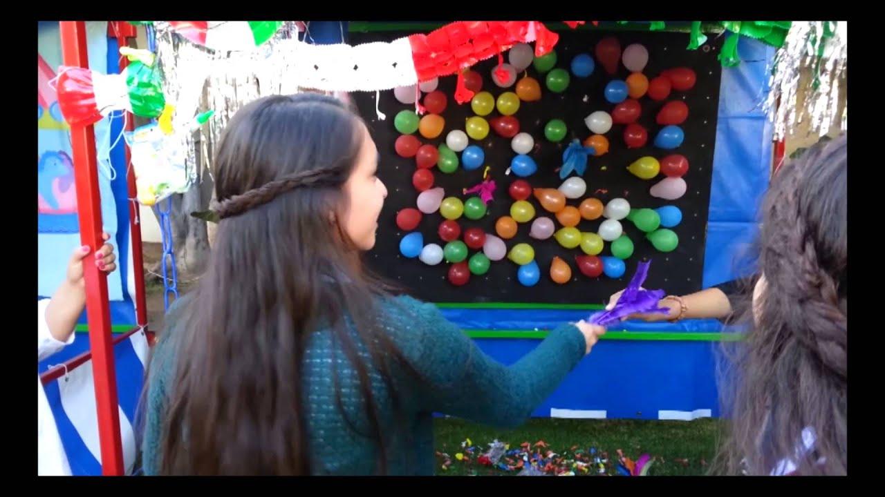 Juegos de feria los globos r ntalos para tu kermessse - Globos para fiestas ...
