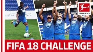 Gnabry: Hoffenheim's German Gem - EA Sports FIFA 18 Bundesliga Free Kick Challenge thumbnail