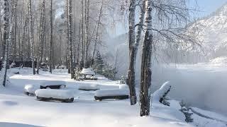 Горно лыжный курорт Манжерок