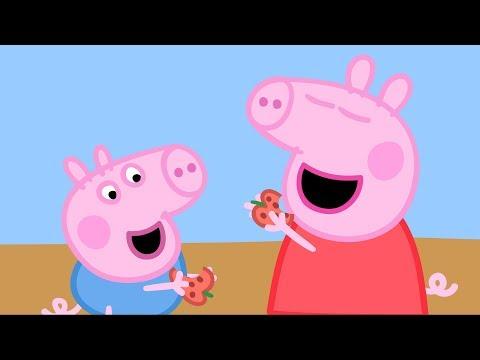 Peppa Pig Français | Aliments | Compilation | Dessin Animé Pour Enfant