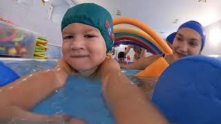 Грудничковое плавание в Москве | Второе Рождение Петровско-Разумовская #03