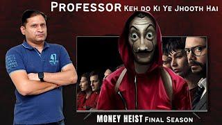 Xiaomi Mi TV 5X Unboxing & First Impressions | Money Heist Final Season