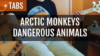 Baixar Arctic Monkeys - Dangerous Animals (Bass Cover with TABS!)