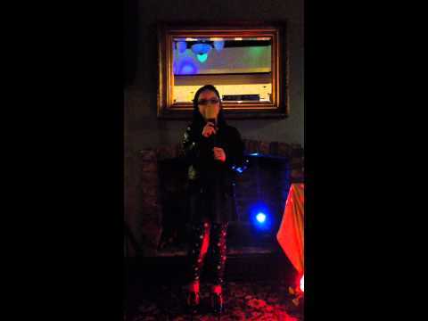 9 yr old Erin Does Karaoke to Adele. Glossop Surrey Arms