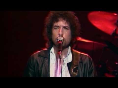 """Bob Dylan """"Saved""""-Trouble No More"""