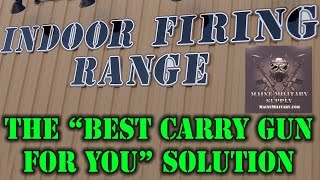 Best Carry Pistol for You