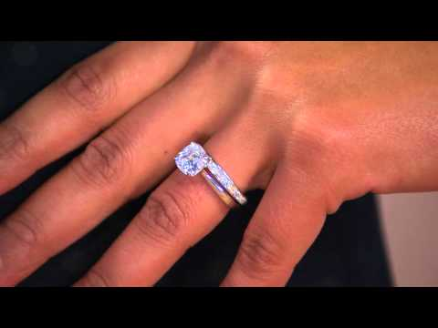 qvc jewelry engagement rings - Qvc Wedding Rings