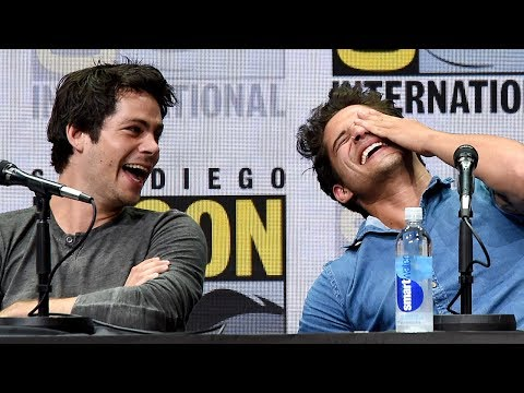 Thumbnail: Teen Wolf Cast REVEALS What Tyler Posey & Dylan O'Brien Taught Them