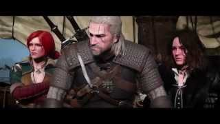 The Witcher 3: Wild Hunt | The Sword of Destiny trailer | PS4